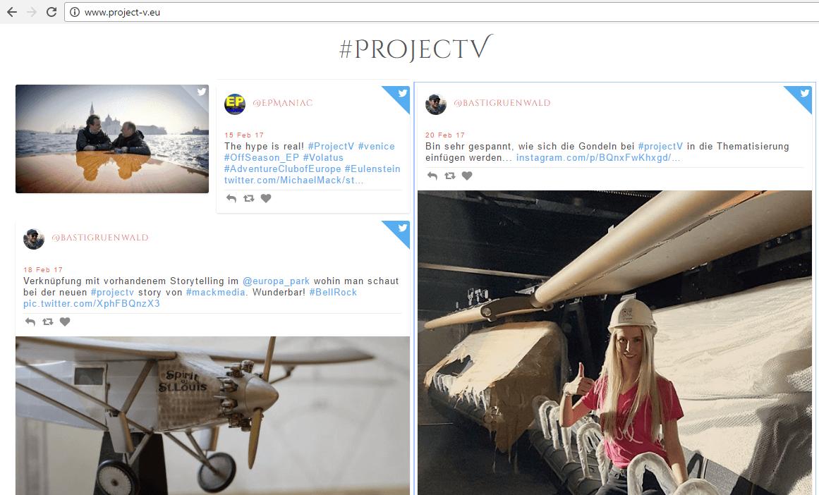 projectv-#tags
